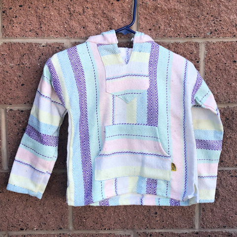 mexican drug rug baja hoodie kids clothes