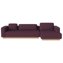 Element 2 Units w/ Chaise Longue