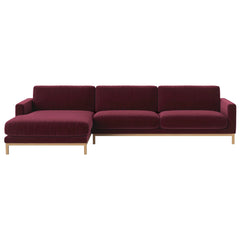 North 4 Seater Sofa w/ Chaise Longue