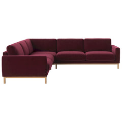North 6 Seater Corner Sofa - 2.5 x 2.5