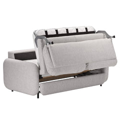 Fluffy 2 Seater Sofa Bed