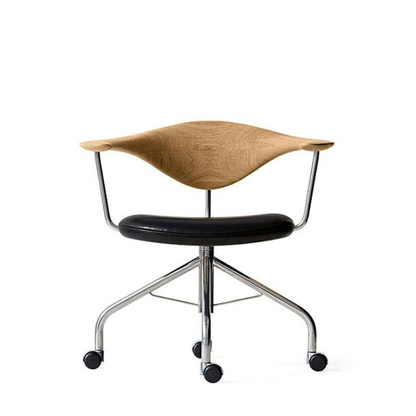 Most expensive office chairs - #6 Wegner Swivel Chair - $13,200