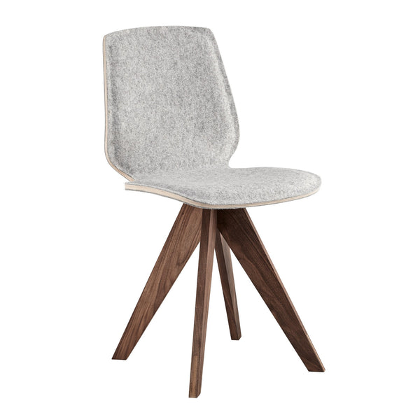 Mood Dining Chair - Front Upholstered