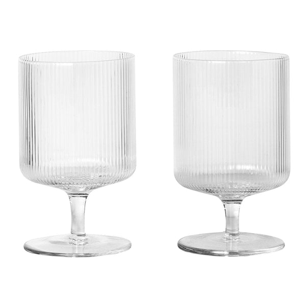 Ripple Wine Glass - Set of 2