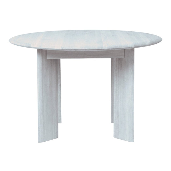 Bevel Round Dining Table