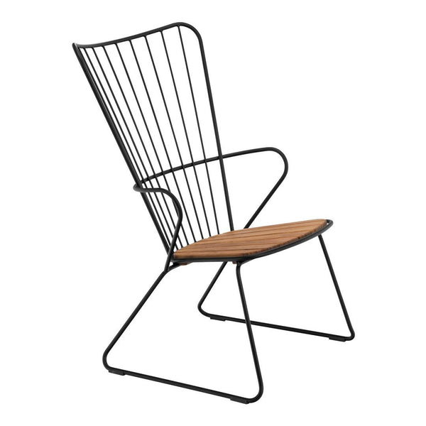 Paon Outdoor Lounge Armchair