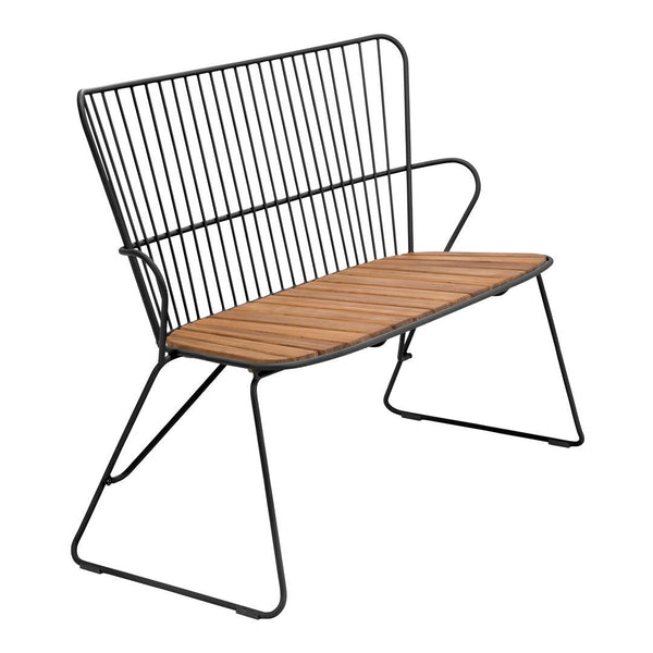 Paon Outdoor Bench
