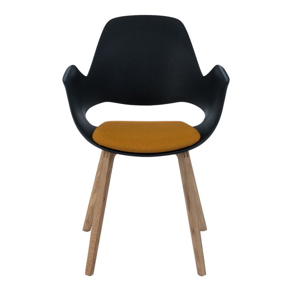 Falk Armchair - Wood Base
