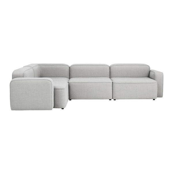Rope 3-Seater Corner Sofa