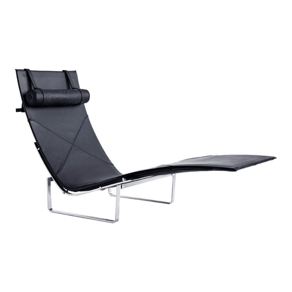PK24 Lounge Chair - All Leather