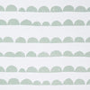 ferm LIVING Half Moon Wallpaper - Mint