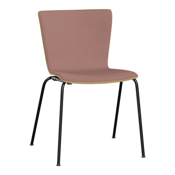 Vico Duo Side Chair w/ Linking Device - Front Upholstered