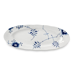 Royal Copenhagen Blue Fluted Mega Fish Platter