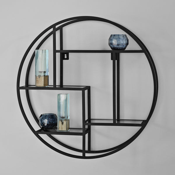 Bolia Circular Shelf By Bolia Design Team Danish Design