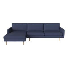 Scandinavia Remix 3.5 Seater Sofa w/ Chaise Longue