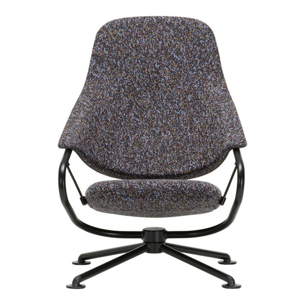 Citizen Lounge Highback Chair - Upholstered