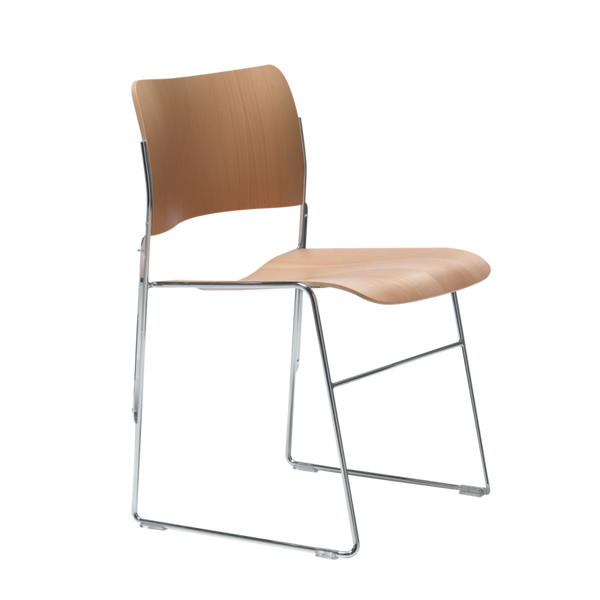 40/4 Side Chair   Metal Frame