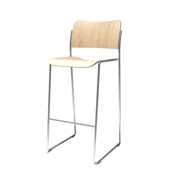 Howe 404 Counterstool by David Rowland Danish Design Store : 404counter stoolgrande from www.danishdesignstore.com size 600 x 600 jpeg 11kB