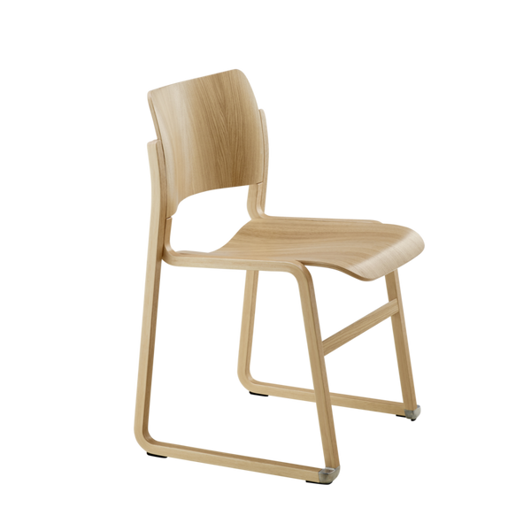 40/4 Side Chair - Wood Frame