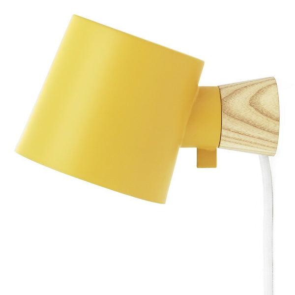 Rise Wall Lamp - Yellow - Outlet