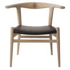 Wegner PP518 Bull Chair – Upholstered