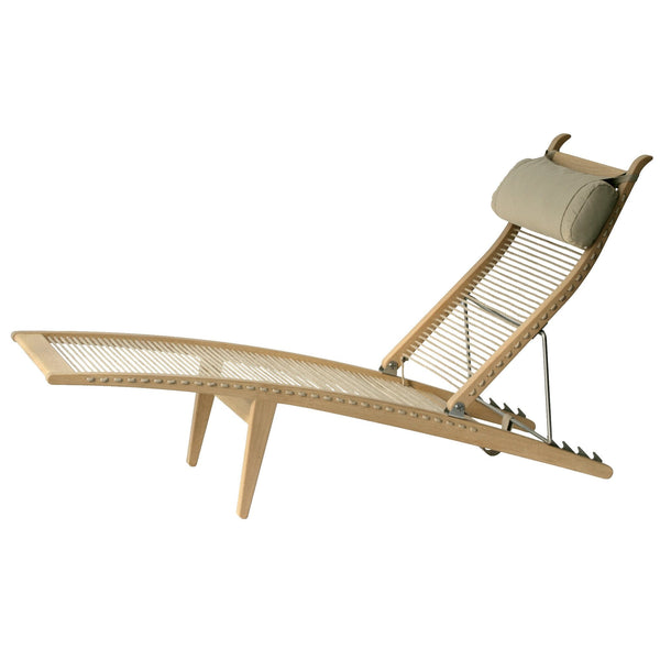 Wegner PP524 Deck Chair