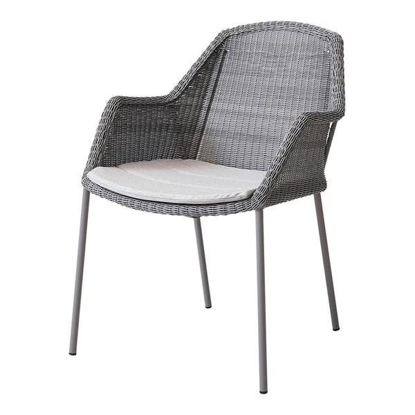 Cane Line Breeze Outdoor Dining Chair 4 Legs By Strand Hvass Danish Design Store