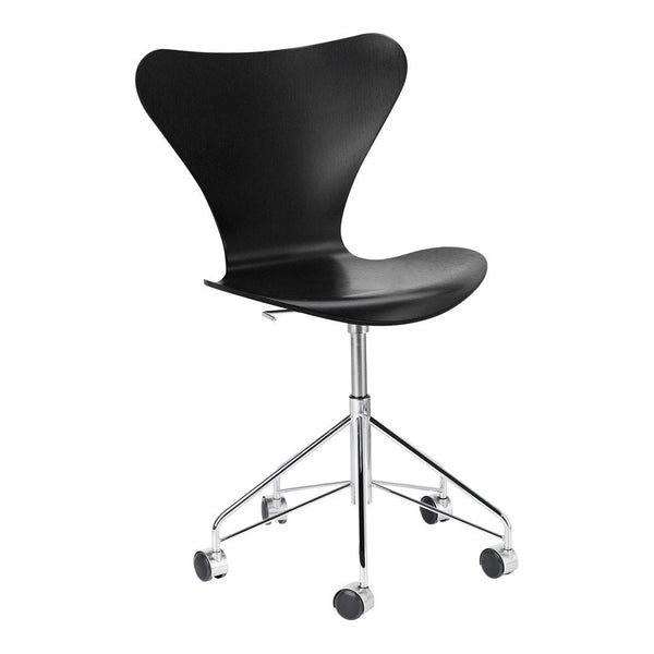 Jacobsen Series 7 Swivel Chair - Colored Ash