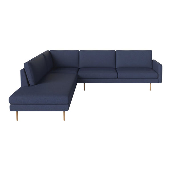 Scandinavia Remix 5 Seater Corner Sofa w/ Open End