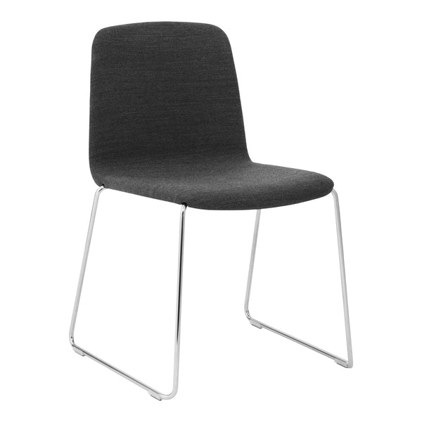 Just Chair - Steel - Fully Upholstered - Stackable