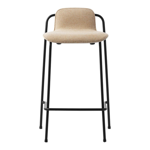 Studio Counter Stool - Front Upholstered