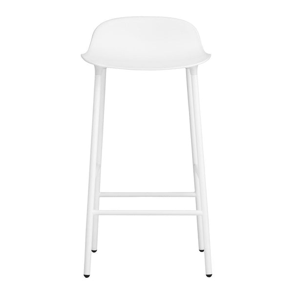 Form Barstool - 4-Leg Base