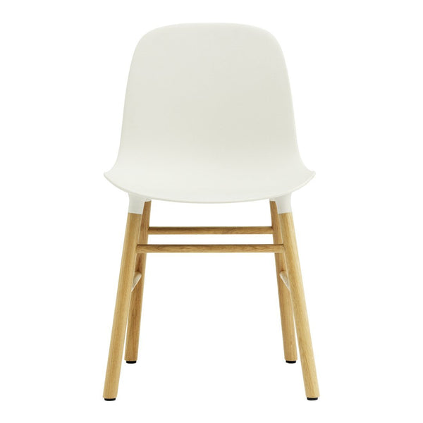 Form Chair - Wood Legs