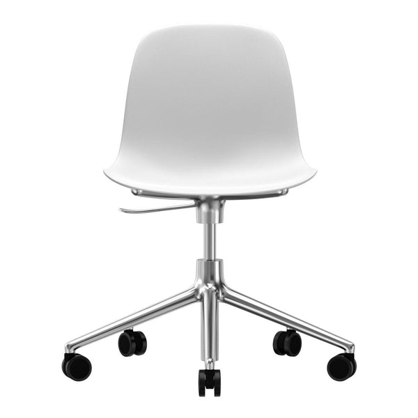 Form Chair - 5W Swivel Base w/ Gaslift