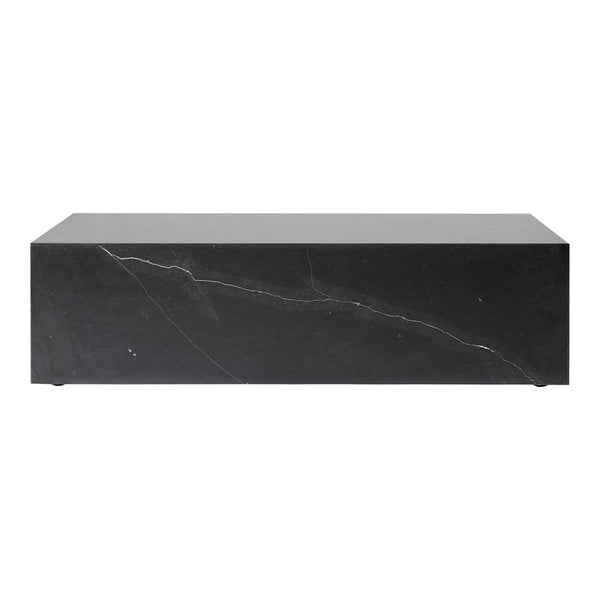 Marble Plinth - Low