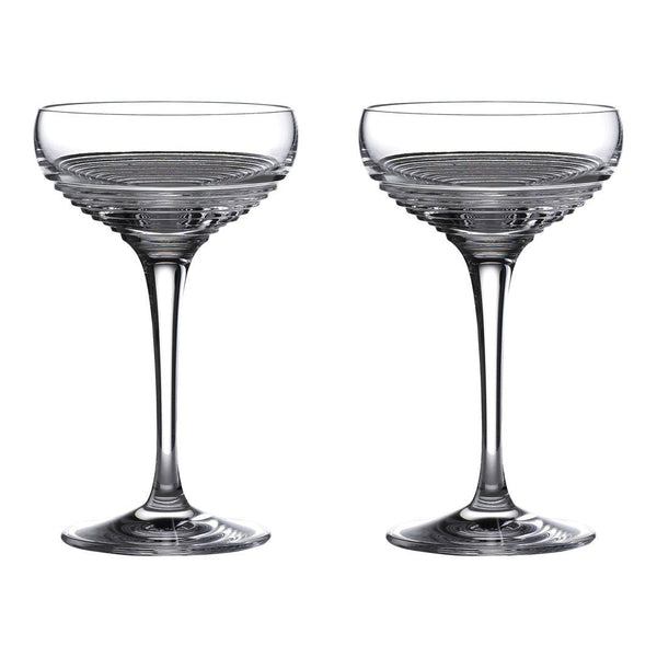 Mixology Circon Coupe Glasses (Set of 2)
