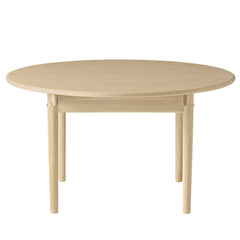 "Wegner PP70 Dining Table- 49.5"" dia"