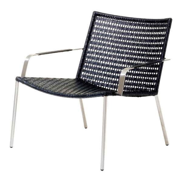 Straw Lounge Chair - Flat Weave