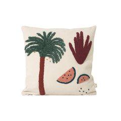 Fruiticana Palm Cushion