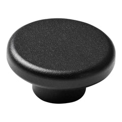 Menu Knobs - Set of 2 - Black
