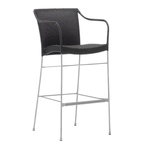 Pluto Outdoor Bar Stool