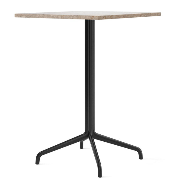 Harbour Column Counter Table - Rectangular - Star Base