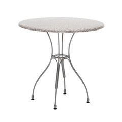 Atlas Cafe Table - Round Frame