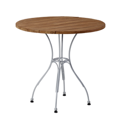 Atlas Cafe Table - Round Top