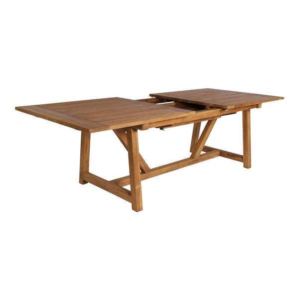 George Outdoor Extension Table