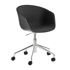 About a Chair w/ Gaslift: AAC52 - Front Upholstered