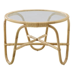Charlottenborg Table w/ Glass Top