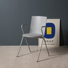 Acme Armchair - A Base - Seat Upholstered
