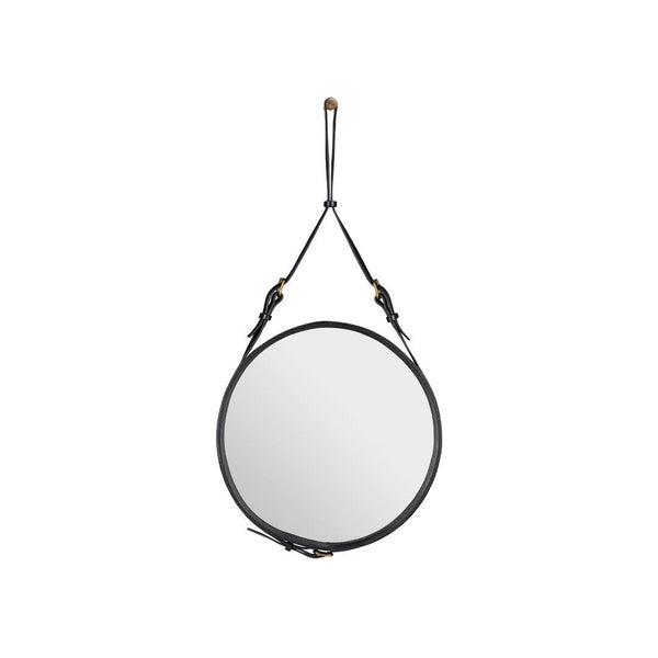 Adnet Circulaire Mirror - Hunker Home Edition
