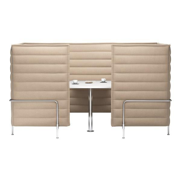 Alcove Cabin Highback Sofa - Three Seater